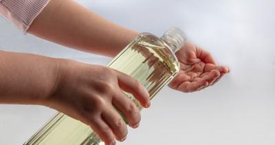 Kolonya, dezenfektan, sıvı sabun imalatına Kosgeb desteği